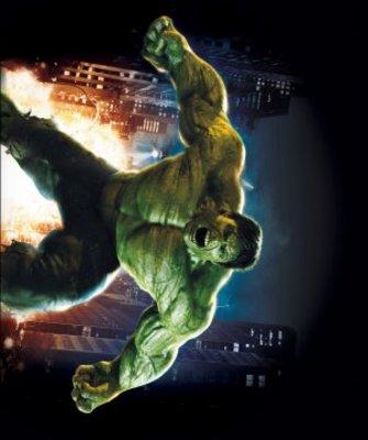 The Incredible Hulk movie poster (2008) poster MOV_e2a191ea