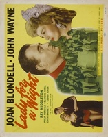 Lady for a Night movie poster (1942) picture MOV_e2a332fc