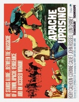 Apache Uprising movie poster (1966) picture MOV_e2be95e8