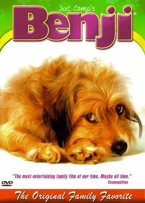 Benji movie poster (1974) poster MOV_e2bf29e5