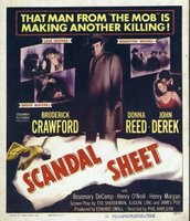 Scandal Sheet movie poster (1952) picture MOV_e2c0db8d