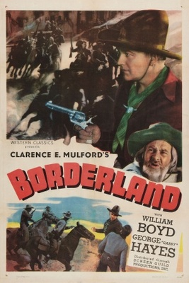 Borderland movie poster (1937) poster MOV_e2ceca4c