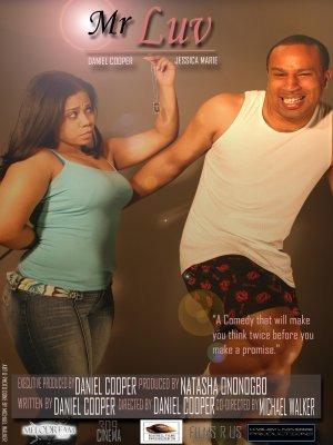 Mr. Luv movie poster (2008) poster MOV_e2cfe604