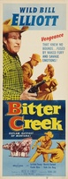 Bitter Creek movie poster (1954) picture MOV_e2d20713