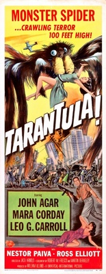Tarantula movie poster (1955) poster MOV_e2da8c3d