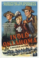 In Old Oklahoma movie poster (1943) picture MOV_e2dbecd1