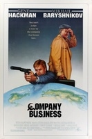 Company Business movie poster (1991) picture MOV_1a9facf8