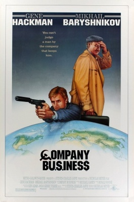 Company Business movie poster (1991) poster MOV_e2dff526