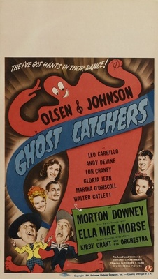 Ghost Catchers movie poster (1944) poster MOV_e2e2c0b6