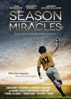 Season of Miracles movie poster (2013) poster MOV_e2e963ea