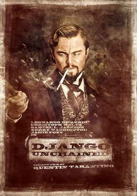 Django Unchained movie poster (2012) poster MOV_e2eccfa8