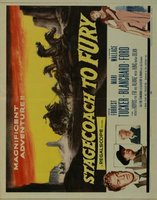 Stagecoach to Fury movie poster (1956) picture MOV_e2eeb3ed