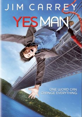 Yes Man movie poster (2008) poster MOV_e2f66c95