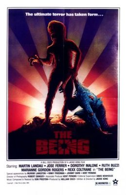 The Being movie poster (1983) poster MOV_e2fbb24b