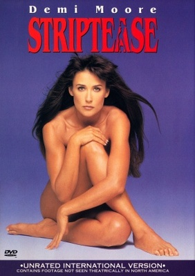 Striptease movie poster (1996) poster MOV_e2fc6c21