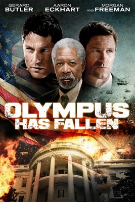 Olympus Has Fallen movie poster (2013) poster MOV_e2fd42fe