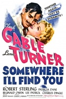 Somewhere I'll Find You movie poster (1942) picture MOV_e2ffa994