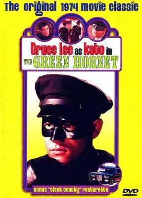 The Green Hornet movie poster (1966) poster MOV_e2ffebbe