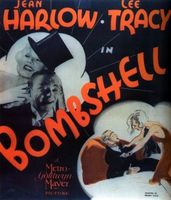 Bombshell movie poster (1933) picture MOV_e301a26f