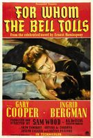 For Whom the Bell Tolls movie poster (1943) picture MOV_1b5f1a8a