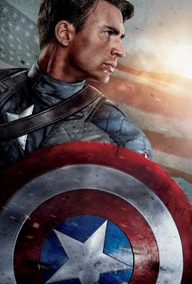 Captain America: The First Avenger movie poster (2011) poster MOV_e311744e