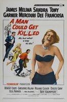 A Man Could Get Killed movie poster (1966) picture MOV_e31be914
