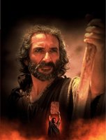 Moses movie poster (1995) picture MOV_e321c930