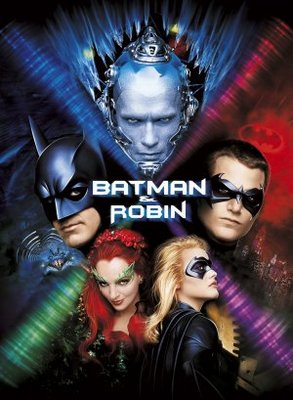 Batman And Robin movie poster (1997) poster MOV_e32a417c