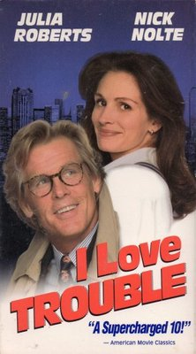 I Love Trouble movie poster (1994) poster MOV_e33ca13d