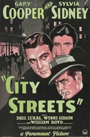 City Streets movie poster (1931) picture MOV_e33d49db