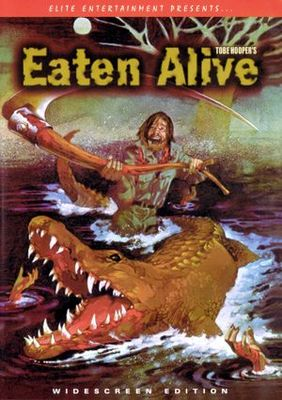 Eaten Alive movie poster (1977) poster MOV_e341208c