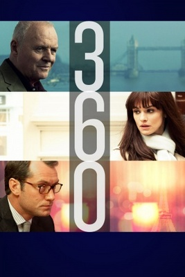 360 movie poster (2011) poster MOV_e3422a88