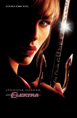 Elektra movie poster (2005) poster MOV_e343db37