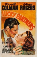 Lucky Partners movie poster (1940) picture MOV_e3471df0
