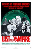 Lust for a Vampire movie poster (1971) picture MOV_e34e8b90
