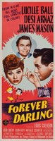 Forever, Darling movie poster (1956) picture MOV_e34jqs0a