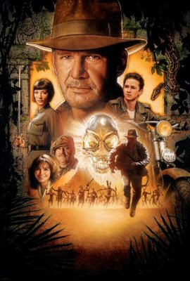 Indiana Jones and the Kingdom of the Crystal Skull movie poster (2008) poster MOV_e352231b