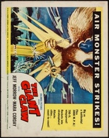 The Giant Claw movie poster (1957) picture MOV_e360c89e