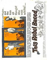 This Rebel Breed movie poster (1960) picture MOV_e360e3ab
