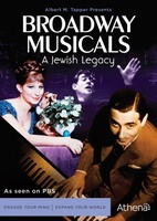 Broadway Musicals: A Jewish Legacy movie poster (2013) picture MOV_e3617e2c