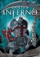 Dante's Inferno Animated movie poster (2010) picture MOV_e3633626