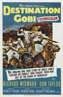 Destination Gobi movie poster (1953) picture MOV_e3657dac