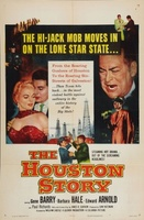 The Houston Story movie poster (1956) picture MOV_e3747fb3