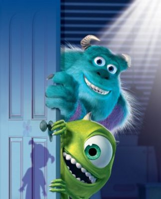 Monsters Inc movie poster (2001) poster MOV_e37544a4