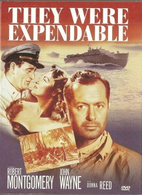 They Were Expendable movie poster (1945) poster MOV_e379002b
