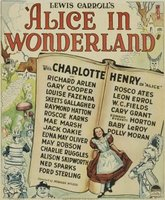 Alice in Wonderland movie poster (1933) picture MOV_e37bd8f8
