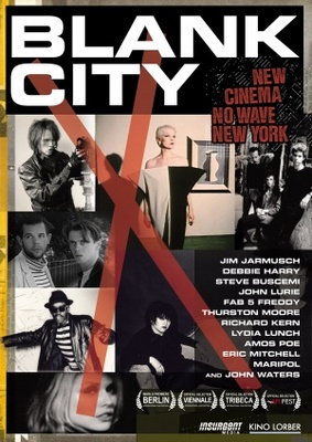 Blank City movie poster (2009) poster MOV_e37e51e9