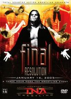 TNA Wrestling: Final Resolution movie poster (2008) picture MOV_e3867569