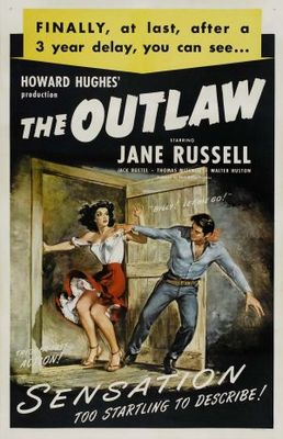 The Outlaw movie poster (1943) poster MOV_e3883d24