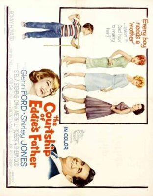 The Courtship of Eddie's Father movie poster (1963) poster MOV_e39327e6